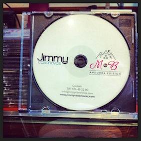 CD de la fiesta MtoB Andorra